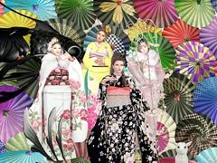 あけましておめでとうのお写真第2弾💖 (vparisv1225) Tags: firestorm secondlife japan kimono second life sl virtual vr girls reality 3d digital avatar women fashion beauty decor shopping event events maitreya