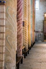 Abbaye de Saint Savin, France (pas le matin) Tags: abbaye stsavain saintsavin france europe europa world travel voyage architecture church église abbayedestsavin abbayedesaintsavin interior canon 5d 5dmkiii canon5dmkiii canoneos5dmkiii eos5dmkiii