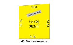 Lot 600, 48 Dundee Avenue, Holden Hill SA