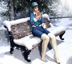 ♥ (♛Lolita♔Model-Blogger) Tags: lolitaparagorn kaithleens gos tableauvivant luanesworld blog blogger blogs beauty bodymesh bento