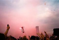 (Boris Kirov Young.Bloods) Tags: kodak colorplus200 amsterdam ajax mokum holland netherlands may rijks olympus mju 35mm analog film rebel