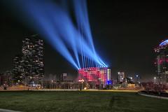 Le luci della città (Fil.ippo) Tags: milano milan lights luci nightscape night notturno rasoio decastilla gaeaulentibosco verticale cityscape colors filippo filippobianchi christmas natale fuji xt2