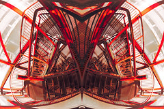 Mirror Colours 18 RPST (Peter Rea XIII) Tags: art architecture artistsontumblr abstract artwork biutifulpics building city cameraraw d300s design experimental fisheye gradient imiging lensblr lightisphotography luxlit manchester nikon mirrored originalphotographers originalphotography photographersontumblr peterreaphotography photography pws p58 red reflection submission streetphotography street telescopical tower urban urbex xonicamagazine ycphotographs