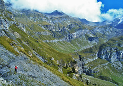 hike Kandersteg  2011 (matthias416) Tags: alps alpen mountains berge gebirge berneroberland sky himmel clouds wolken hike wanderung landscape landschaft suisse switzerland schweiz yourbestoftoday