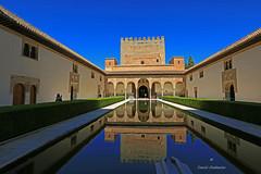 Alhambra . Grenade (PACHA23) Tags: alhambra monument histoire architecture art grenade espagne andalousie
