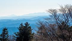 Winter hiking view - Saitama Prefecture, Japan (Senkawa Scott) Tags: nature mountains japan chichibu saitama prefecture hike hiking