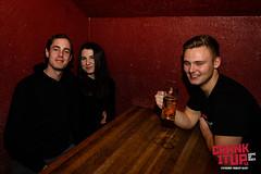 2020-01-05 - Tr3ttondagsrocken - 5 - Vimmel @ Backstage Rockbar-15