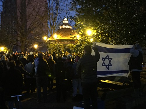 Standing up to antisemitism