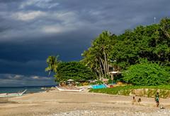 Puerto Galera-205 (walterkolkma) Tags: philippines mindoro island beach corals puertogalera whitebeach aninuan tamaraw banca outrigger boat ship sunny skies palm kolkma sony a7iii