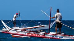 Puerto Galera-82 (walterkolkma) Tags: philippines mindoro island beach corals puertogalera whitebeach aninuan tamaraw banca outrigger boat ship sunny skies palm kolkma sony a7iii