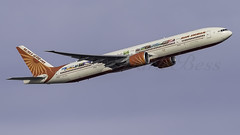 VT-ALN_JFK_Climb_Out_13R_Celebrating_India (MAB757200) Tags: airindia b777337er vtaln celebratingindiaspecialcolors aircraft airplane airlines airport jetliner jfk kjfk boeing climbout nikon runway13r