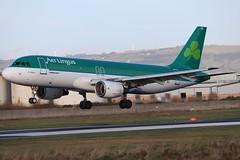 Aer Lingus EI-DVE BHD 16/12/19 (ethana23) Tags: planes planespotting aviation avgeek aircraft aeroplane airplane airbus a320 aerlingus shamrock ei