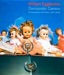 William Eggleston, Democratic Camera, Photographs and Video, 1961-2008 (Thomas Hawk) Tags: 19612008 cadillac democraticcamera eggleston photographsandvideo thomashawklibrary williameggleston book car doll oakland california unitedstatesofamerica fav10 fav25 fav50