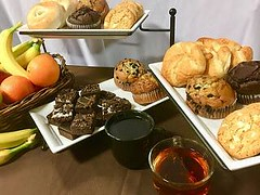 """Meeting Munchies • <a style=""""font-size:0.8em;"""" href=""""http://www.flickr.com/photos/186296875@N03/49339546243/"""" target=""""_blank"""">View on Flickr</a>"""