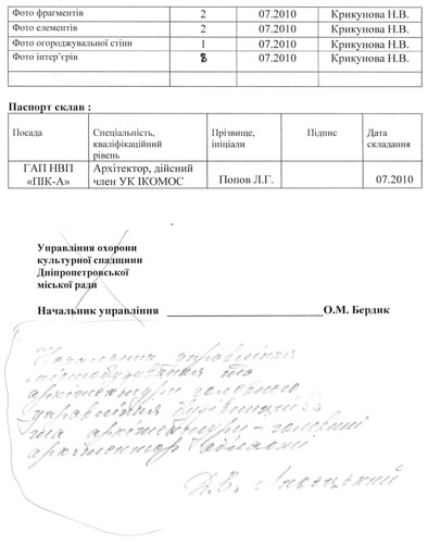 Николаевская 'Брянская' церковь - Паспорт 008 PAPER600 [Бердик А.Н.] [Житников В.В.] ©  Alexander Volok
