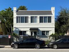 Apartment Little Havana 1926 (Phillip Pessar) Tags: little havana architecture building miami 1926