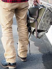 PC211154 (a9825bon) Tags: ol olympus em1 m43 75mm 1240 jeansda redwing 9268 oris 65 workpants leathercap family selfie 兒童新樂園 帥爸 shuaibar wontancraft nomad