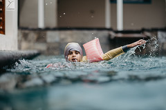 Swimming (Yannick Charifou Photography ©) Tags: fujifilm xt3 swimming swim nage eau water drop goutte piscine nager portrait 56mm 12 wide wideopen dof depthoffield blue yannickcharifouphotography mauritius ilemaurice lifestyle summer holiday vacances