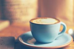 Coffee Break (graemes83) Tags: coffee drink cup espresso saucer milk cafe rave christmas blend latte macchiato caffe kitchen flash bokeh helios 442