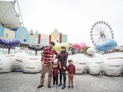 PC210598 (a9825bon) Tags: ol olympus em1 m43 75mm 1240 jeansda redwing 9268 oris 65 workpants leathercap family selfie 兒童新樂園 帥爸 shuaibar wontancraft nomad
