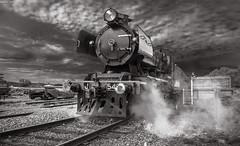 Muckleford, Vic (i nikon) Tags: j 549 victorian goldfields railway vgr steam 280