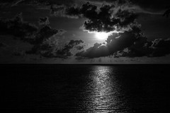 Sunset (Markus Branse) Tags: sunset floodet lameroo beach darwin northern territory australia meer see sea strand flut high tide überflutung überflutet himmel sky clouds cloudy wetter weer weather meteo australien ausssie australie austral oz ocean lagune mangrove mangroven wasser baum sonnenuntergang boot wolke ozean landschaft