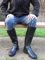 Aigle Benyl (Patrick B. Aigle) Tags: gummistiefel stiefel rubber boots bottes caoutchouc