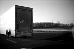 Dirty (selyfriday) Tags: minoltaafeii film analogue 35mm kentmere400 kentmere 400iso hc110 20˙c 6minutes vies nederland netherlands dutch holland highway compact minolta believeinfilm filmisnotdead