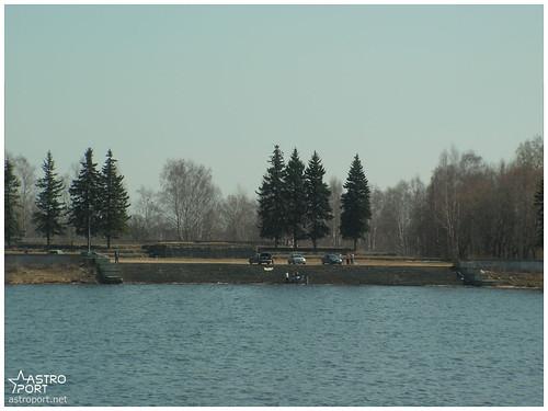 Гігантська статуя Леніна в Дубні, Московська область 06 InterNetri