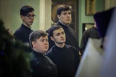 06 января 2019, Студенты духовной школы получили благословение на ношение подрясника