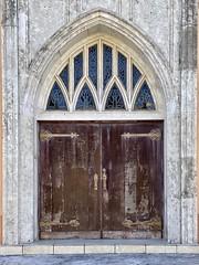 La Iglesia Del Espiritu Santo Church Little Havana (Phillip Pessar) Tags: la iglesia del espiritu santo little havana miami holy comforter episcopal church architecture building