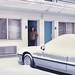 Cincinnati Ohio - Travelodge Motel  - Snowed over Night - Vintage Photo