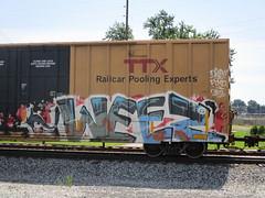 Weez (Swish 1998) Tags: freight graffiti d30