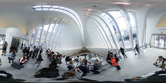 The Oculus (Christiano Santiago) Tags: ny nyc newyork new york oculus terminal subway 360 360photo foto360 immersive christianosantiago christiano santiago viewtiful
