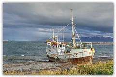 old ship (Körnchen59) Tags: old ship alt schiff fishingboat fischerboot island rif körnchen59 elke körner sony 6000