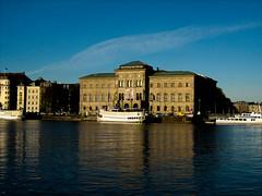 Stockholm, Sweden (Reynard_1884) Tags: water canonpowershot sweden boat canon stockholm nationalmuseum museum