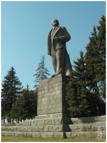 Гігантська статуя Леніна в Дубні, Московська область 10 InterNetri