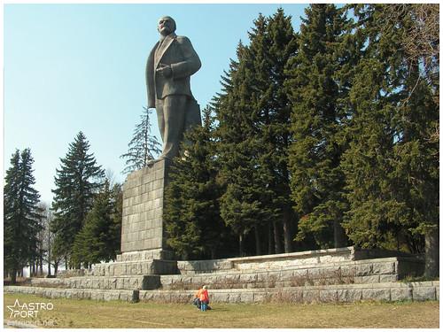 Гігантська статуя Леніна в Дубні, Московська область 11 InterNetri