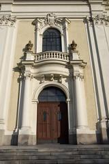 IMGP6617 (hlavaty85) Tags: ostrava kostel church panna marie mary dveře door portal