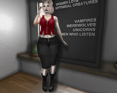 Mythical Creatures (amberlygrimm) Tags: anybody legacy sass catwa tala aileen secondlife sl blog january events evie beusy realevil re