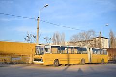 Ikarus 280 - 2182 - 104 - 18.12.2019 (3) (VictorSZi) Tags: romania muntenia bus autobuz ikarus ploiesti tce transport publictransport nikon nikond5300 winter iarna december decembrie