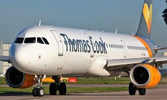 LY-VEA (AnDyMHoLdEn) Tags: thomascook a321 egcc airport manchester manchesterairport 23l
