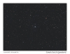 comet c2017 t2 _panstarrs_60x60s_asi1600_80ED-20200104 (frankastro) Tags: panstarr c2017t2 comet comète astronomy astronomie astrophotography night nuit nature