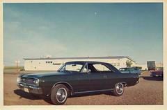Brand new Dodge Dart (novice09) Tags: dodge dart scan whitewalls 1968 glasgowafb montana