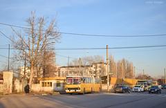 Ikarus 280 - 2175 - 104 - 18.12.2019 (VictorSZi) Tags: romania muntenia bus autobuz ikarus ploiesti tce transport publictransport nikon nikond5300 winter iarna december decembrie