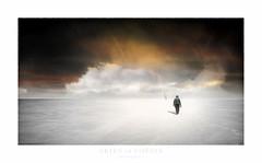 SKIES OF POËSIA (Les ciels de Poësia) (PATRICE OUELLET) Tags: patricephotographiste skiesofpoësia lescielsdepoësia sky hiver winter vastness fantaisie fantasy fantastique récits story