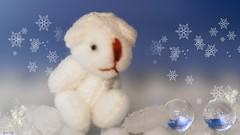 Winter - 7942 (✵ΨᗩSᗰIᘉᗴ HᗴᘉS✵90 000 000 THXS) Tags: crazytuesdaytheme crazytuesday winter macro manipulation photoshop snow marble teddy blue hensyasmine panasonicgx9 white