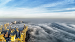Cloudscape Chicago (jnhPhoto) Tags: jnhphoto cityscape city clouds cloudscape lakemichigan lake lakeshoredrive