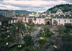 Quito Main Square (szeke) Tags: quito ecuador