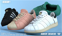 NARKOV_ADVERT_2048 (VERSOV STORE) Tags: secondlife second life adidas versov 3dsmax sneakers